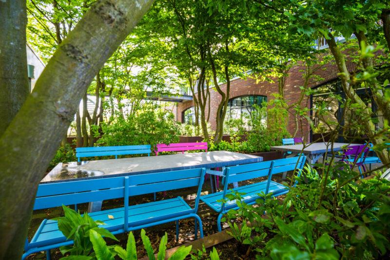 Bij Inspyrium vergader je een de meest groene omgeving mogelijk
