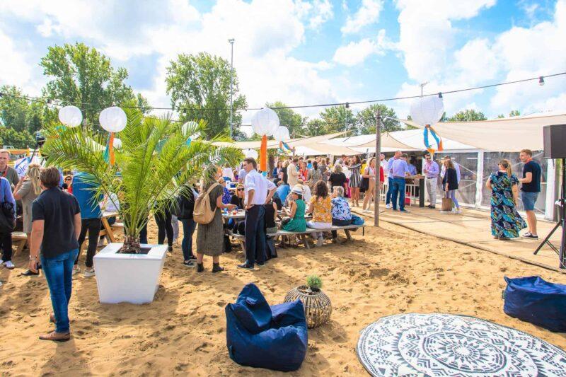 Congrestival Amsterdam beachclub UP Events