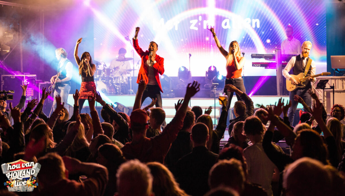 Hou van Holland LIVE - 1 - Acts & Entertainment - Ewout Ongering