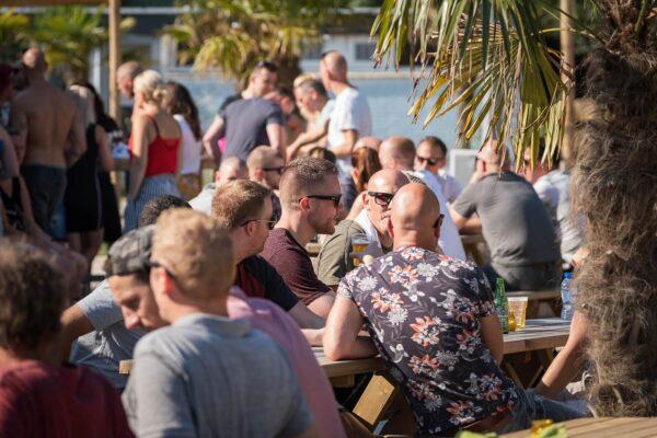 Gespot: het bedrijfsfeest evolueert in bedrijfsfestival