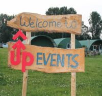 Logo UP Events