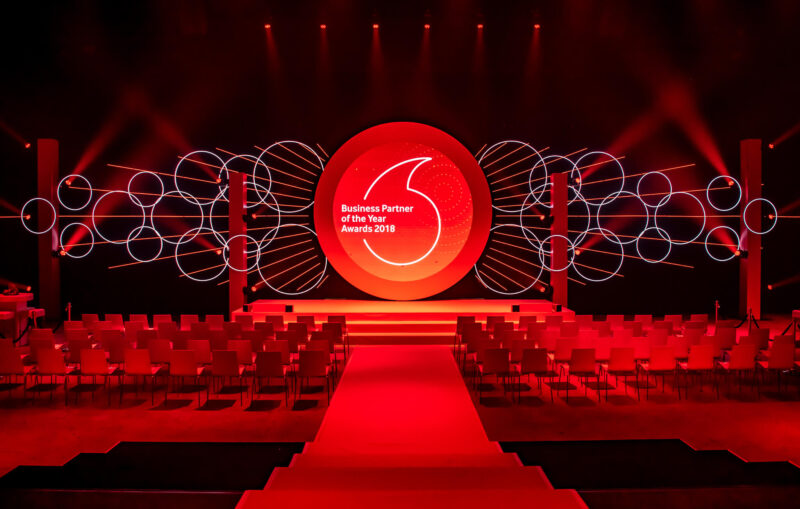 NEOC - Production, Stage & Event - Vodafone_2018_NicoAlsemgeest - Coen Sipkes