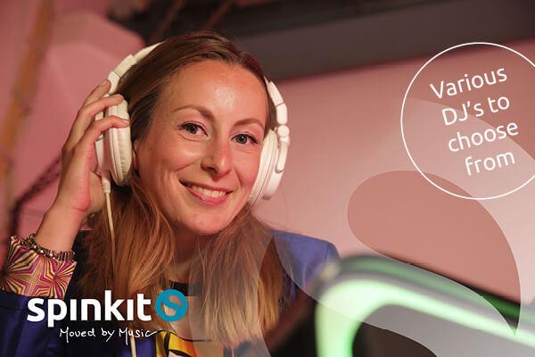 Spinkit - Acts & Entertainment - Rai 2017 beelden2 - DJ Spinkit