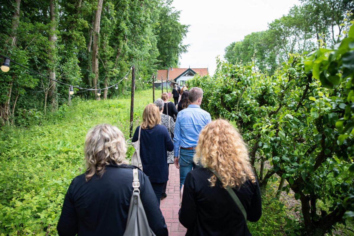 Event Park Amsterdam ligt in een groene regio