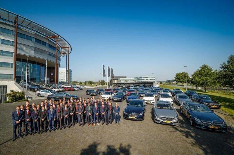 Excellent Chauffeursdiensten BV - Services & people - 1