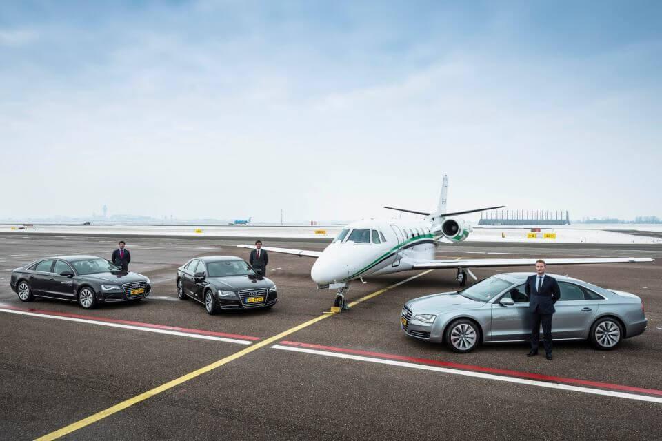 Excellent Chauffeursdiensten BV - Services & people - 7