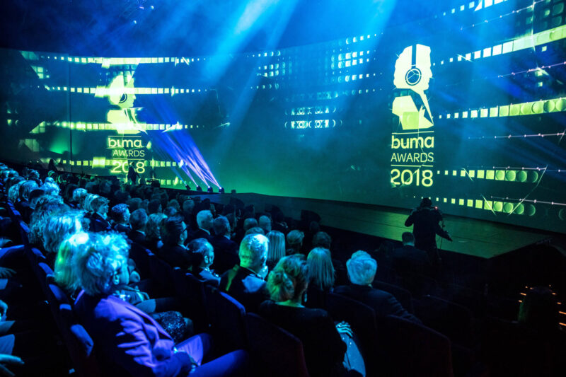 Live Legends - Production, Stage & Event Design - 11__BUMA Awards Jorn Baars