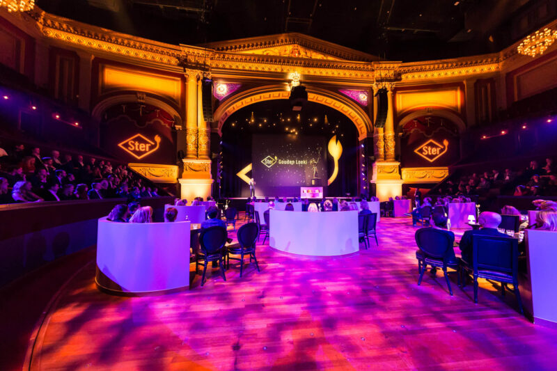 Live Legends - Production, Stage & Event Design - 5_Gouden Loeki_2018