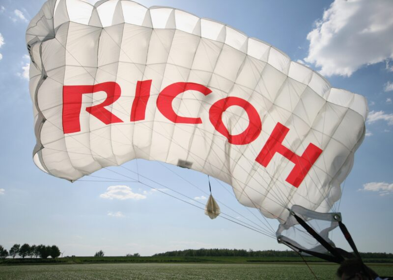 company guide | activities | Ricoh-logo - Heliflight Operations