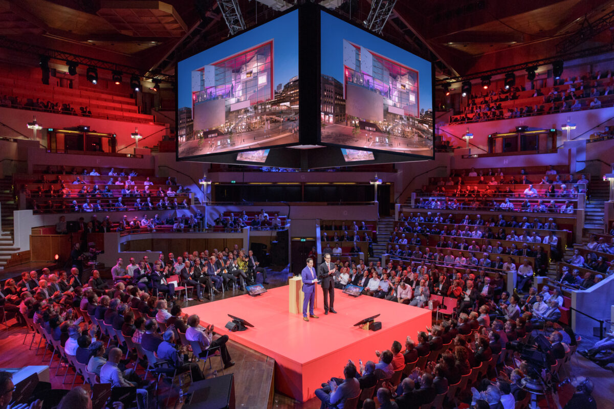 gespot | event inspiration | Grote Zaal - Femous Productions