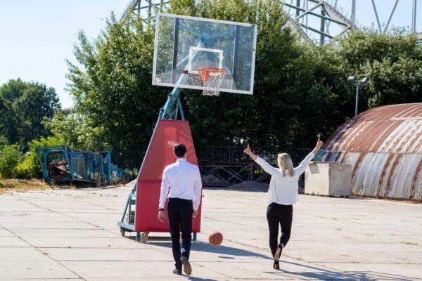 gespot | venue | DUS | Basketbal 1