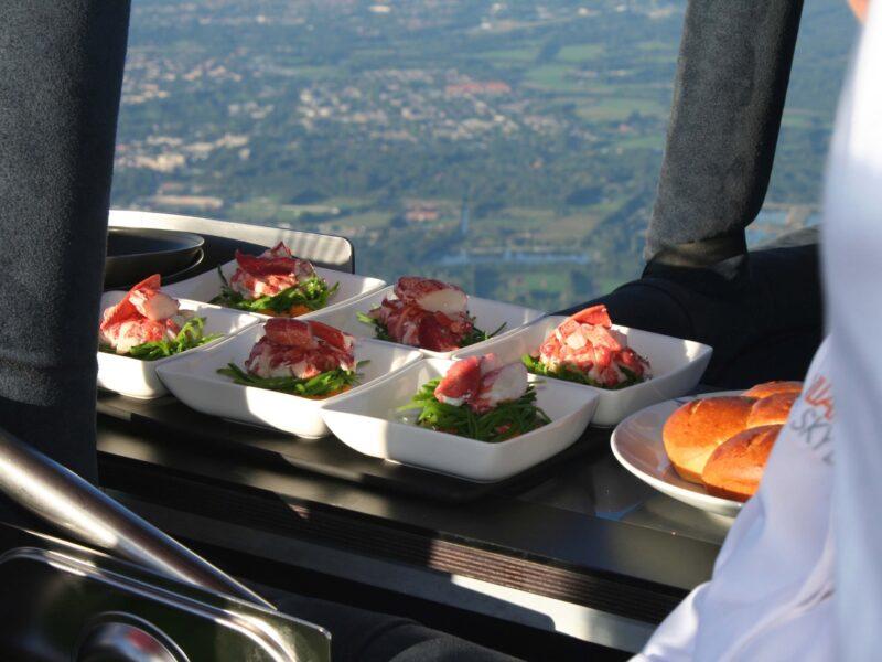 Event inspiration | 07-CuliAir Fiesta-culinair ballonvaren-Sky dining-Masterchef-Dutch Cuisine (1)