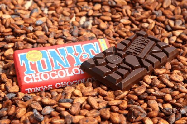 Gespot: Als spreker Ynzo van Zanten een Tony chocoladereep zou zijn…
