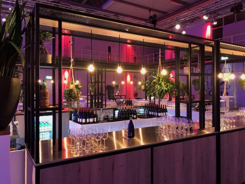 Event Inspiration | Fokker Terminal | Cateringbar6
