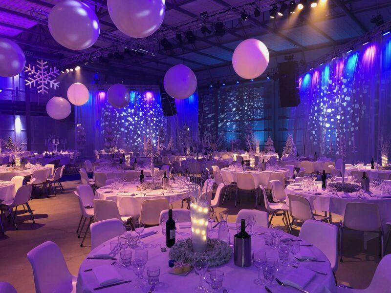 Event Inspiration | Fokker Terminal | Dinner hangar 15