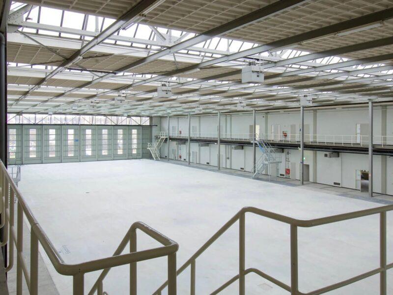 Event Inspiration | Fokker Terminal | Empty 7