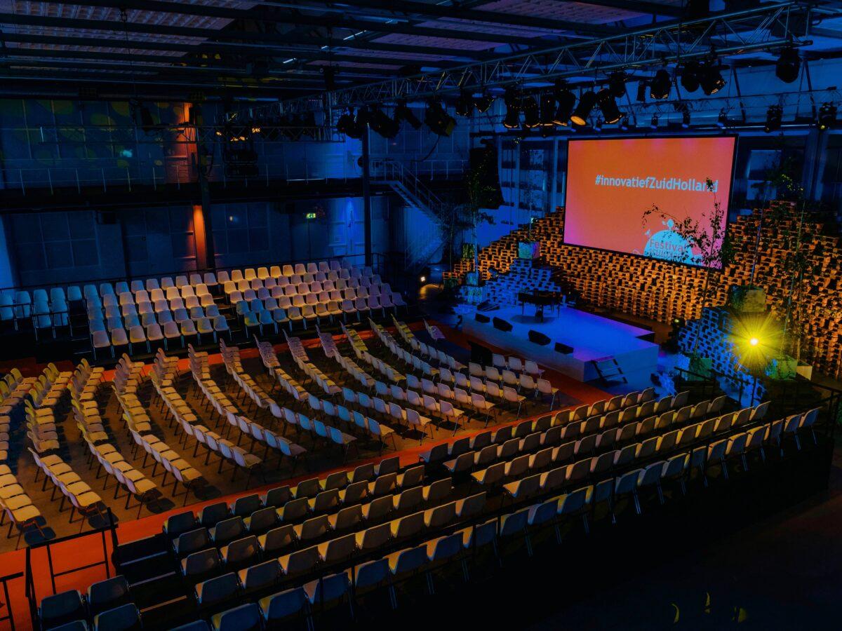 Congres | Next level | Event Inspiration | Fokker Terminal | Plenary Arena 0