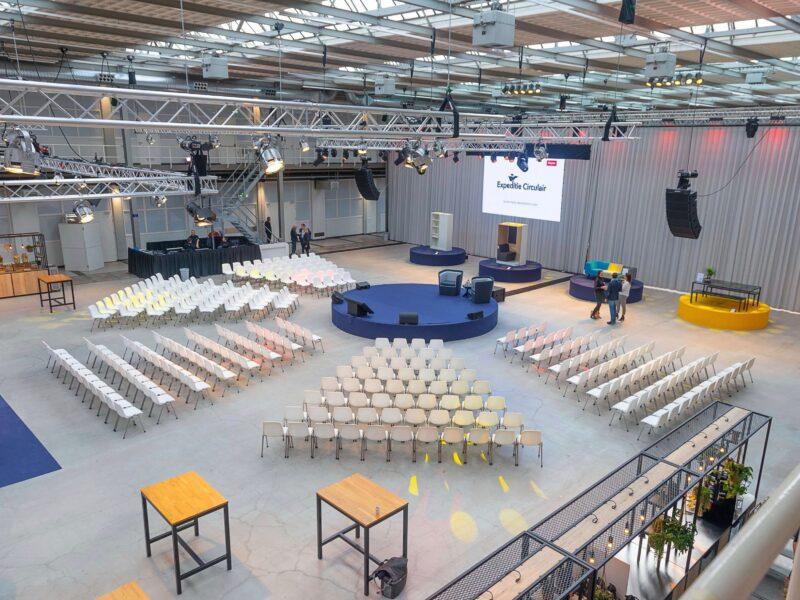 Event Inspiration | Fokker Terminal | Plenary special 1