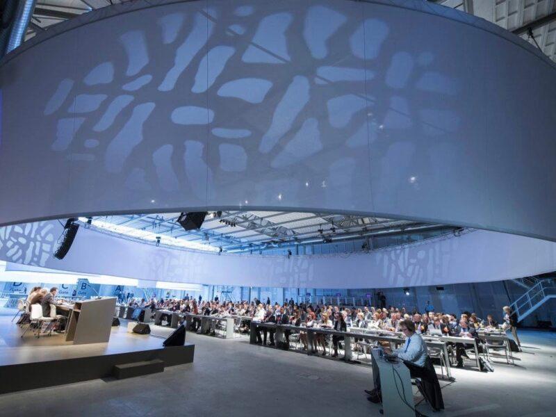 Event Inspiration | Fokker Terminal | Plenary special 3