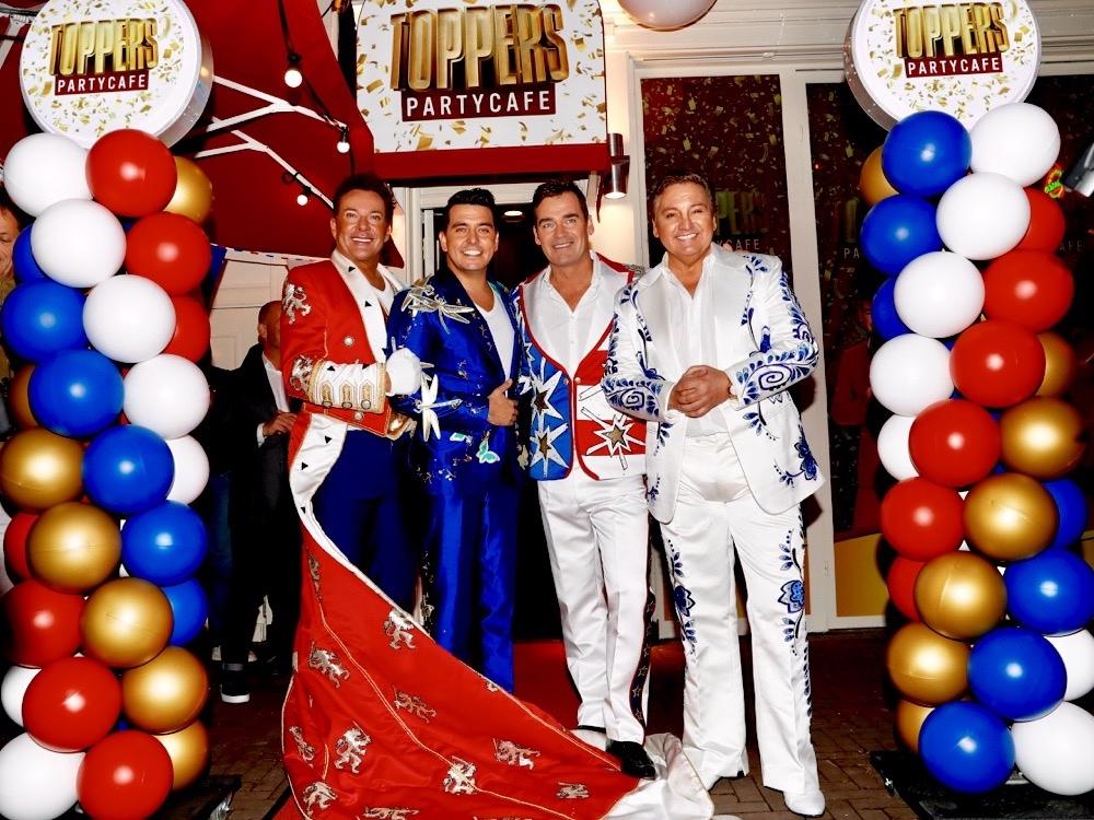 event inspiration   ball-on   gespot   Ballonpilaar_met_De_Toppers