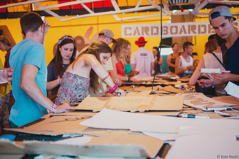 event inspiration | cardboarders | 1 afb 2