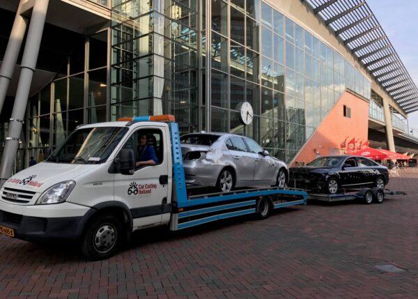 Car casting holland | gespot | auto reclame | 1