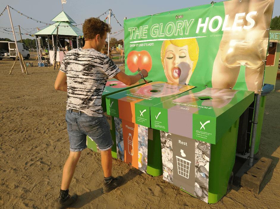 afval - event inspiration - Solar2018_GloryHoles03