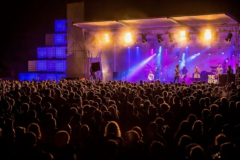band - entertainment - inspiration - The Recipe festival - The Recipe (1)