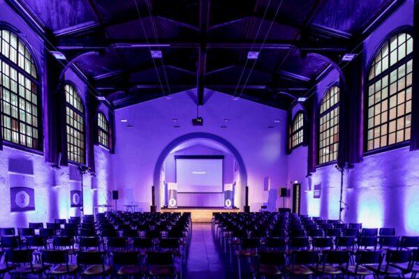 locatie - koepelgevangenis - futuredome events - Fotografie Jules van Iperen