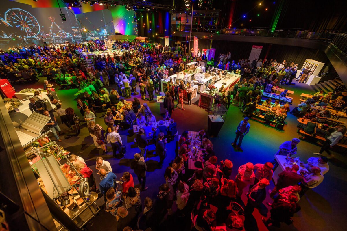 nbc congrescentrum - locatie - event inspiration Grand Hall cateringruimte 3