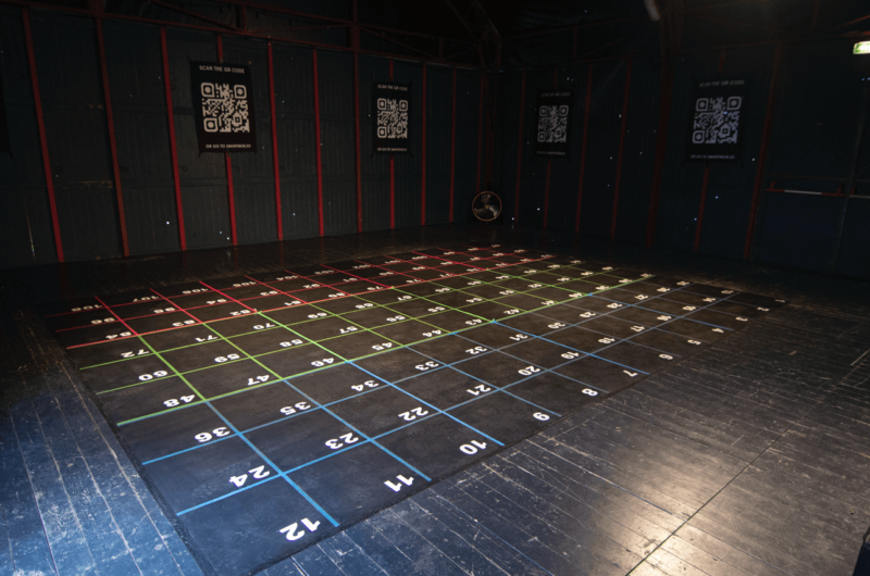 the grid The Social Sorting Experiment