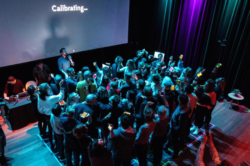 the social sorting experiment credit nichonglerum - event inspiration