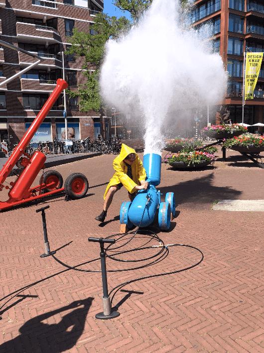 water canon   event inspiration   gespot   confetti