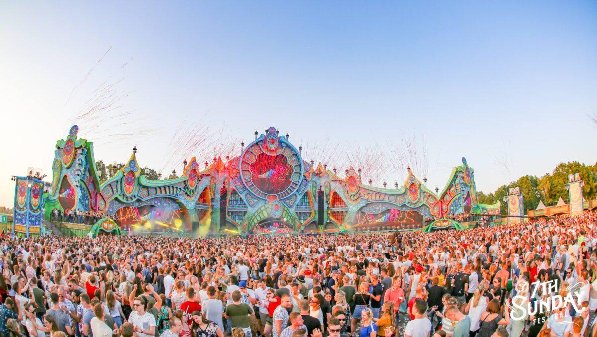 7th sunday - stage design - festival - hans kuijten