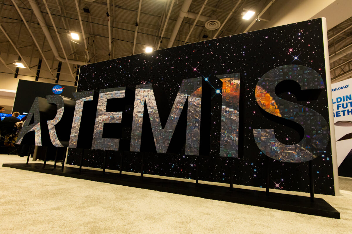 Artemis finished - foto entertainment - mosaic