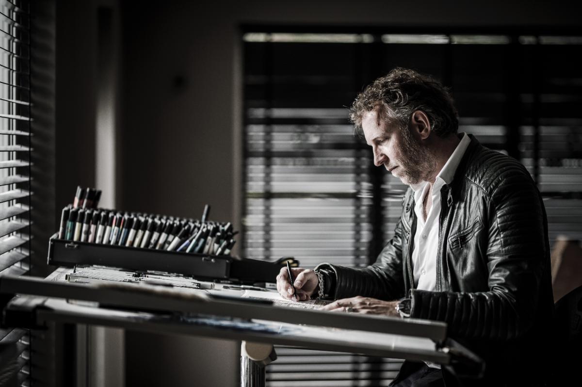 Hans Kuijten - stage designer - festival - interieur - interview