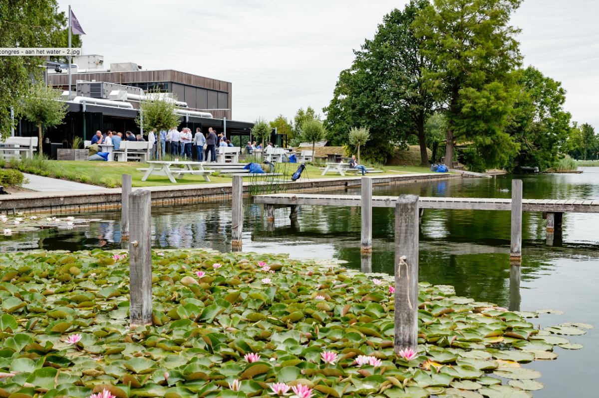 Innstyle - event locatie - congres - aan het water - 2