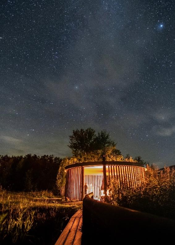 Meet in friesland - incentive - reisLauwersmeer campfire - André van der Meulen