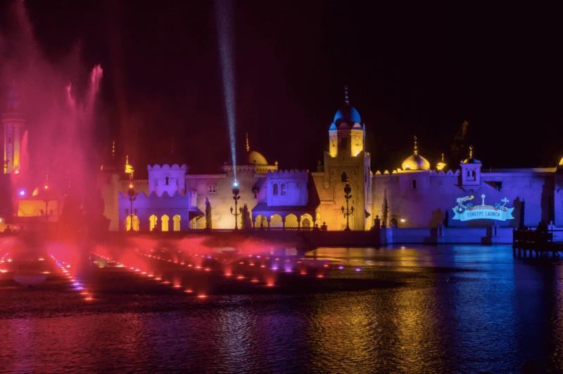 attractie - efteling - event locatie -Event Business Festival