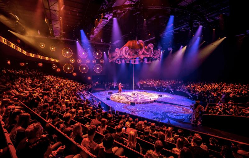 attractie - efteling - event locatie -Theater event