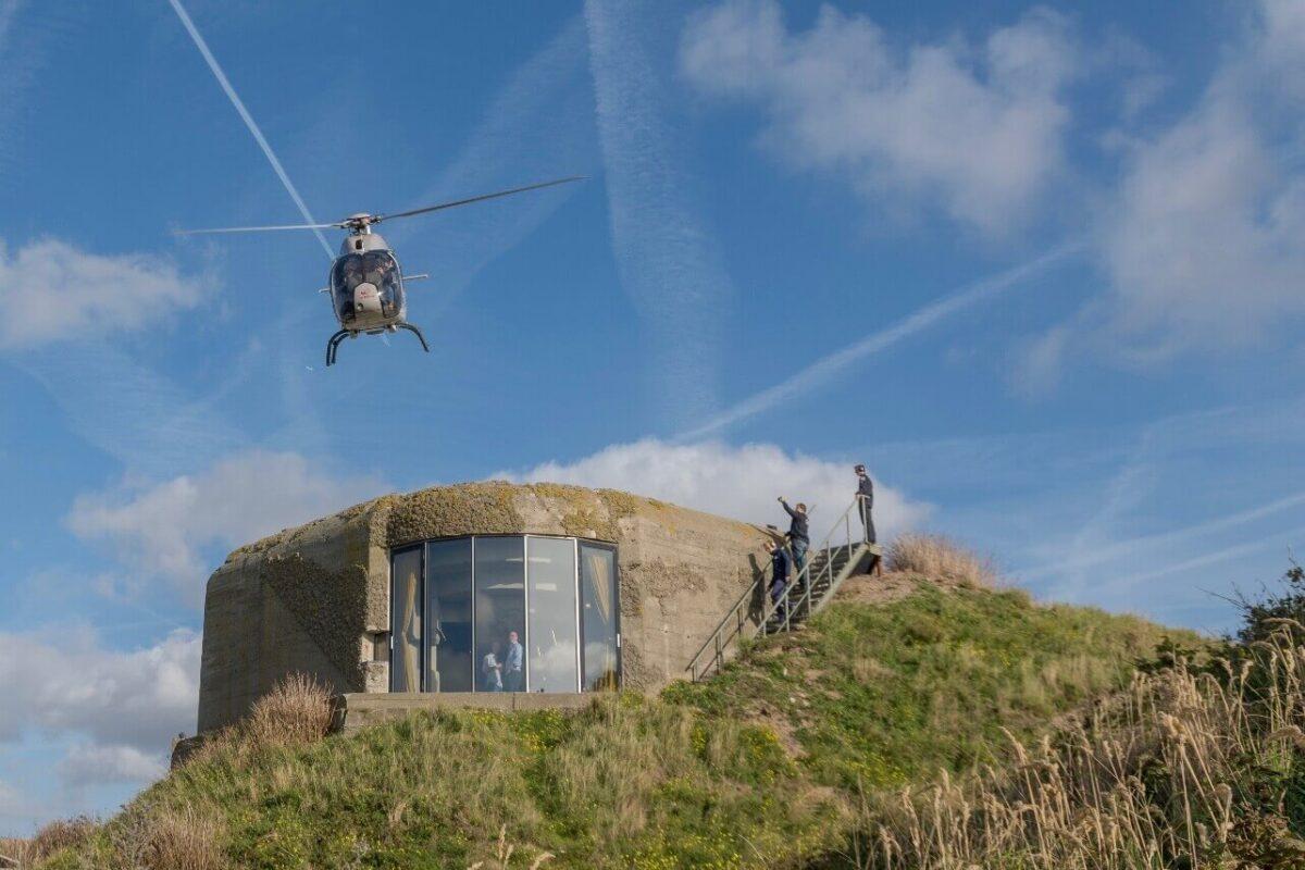 fort ijmuiden - locatie - eiland - event - 1