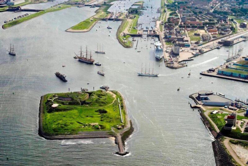 forteiland ijmuiden - locatie - eiland - event - 1eiland sail klein (1)