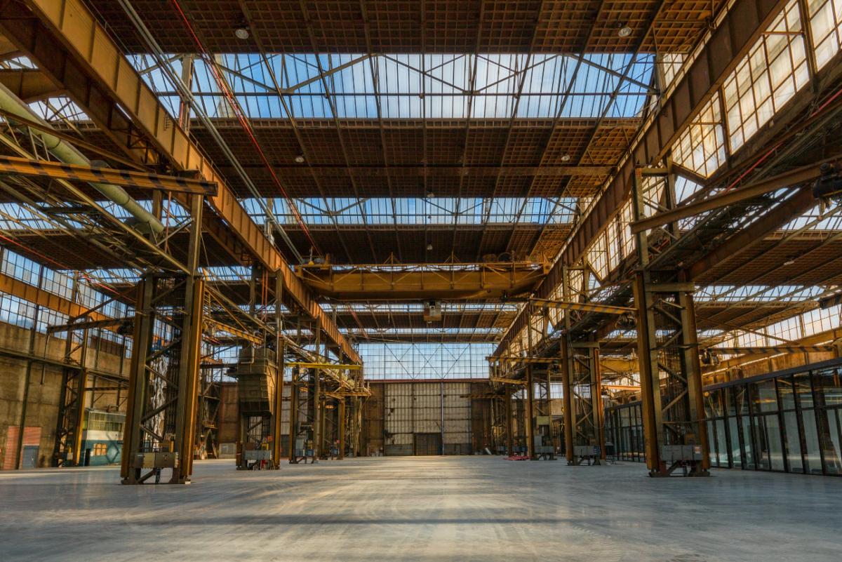 locatie - Overview Werkspoorkathedraal (fotograaf Jelle Akkerman)