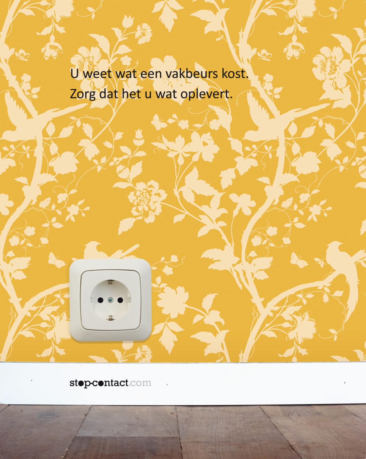 victor - beurs - stopcontact - standbouw - 1.advertentie01HR