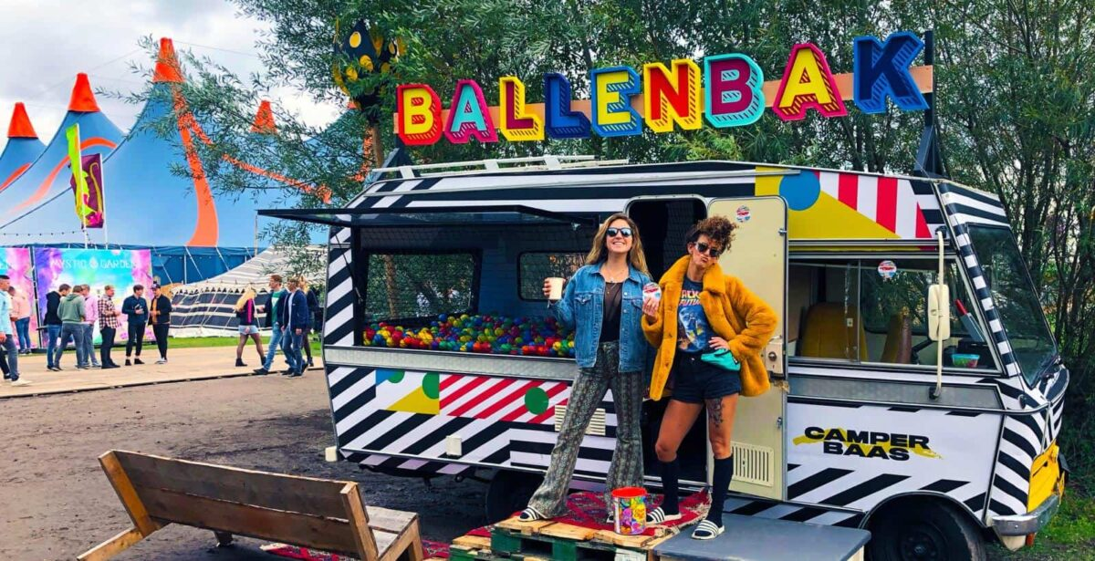 Camperbaas - acts - entertainment - festival - ballenbak - disco - camper - 2