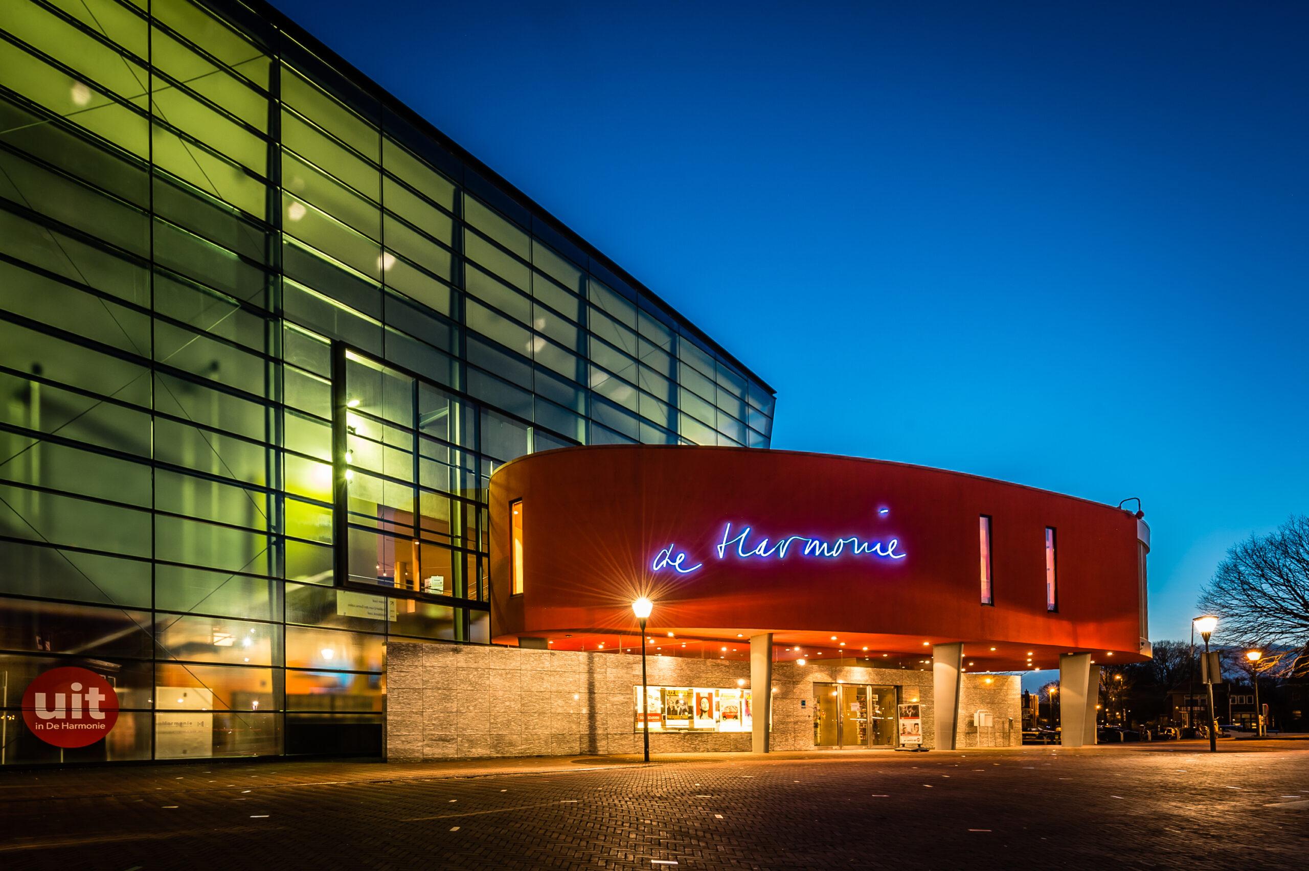 De Harmonie2 De Harmonie - eventlocatie - friesland