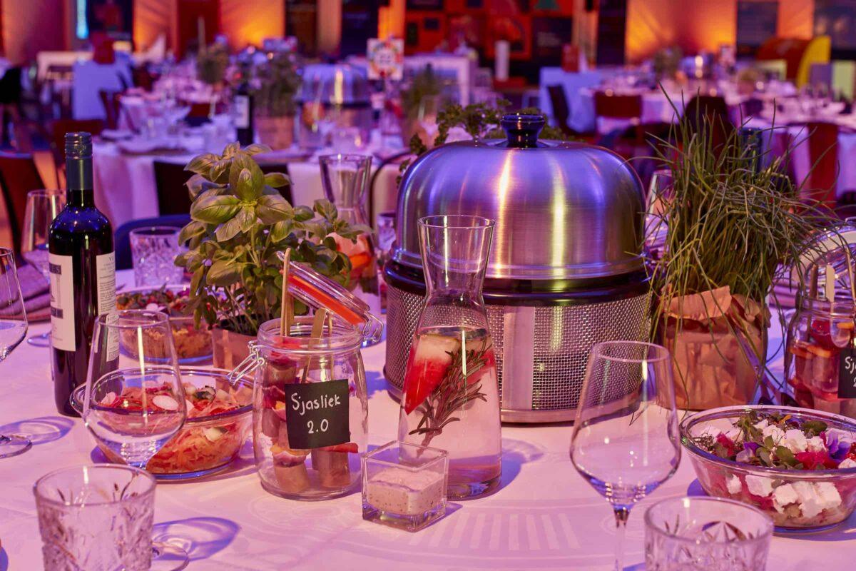 De borrelfabriek - xsaga - kerstdiner - gourmet - eten - 1
