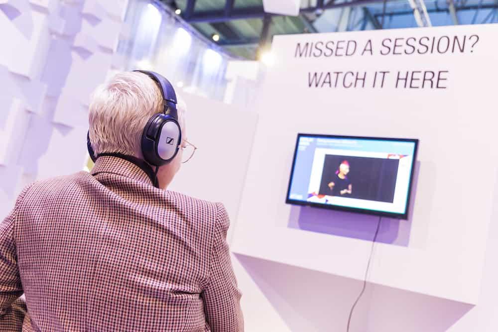 IBTM_solutions - audiovisual - congres - terugkijken - gemist - spreker -keynote - 1