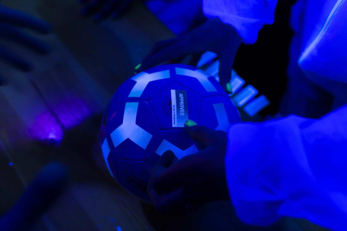 ballenfabriek - Teambuilding, corporate event, gespot, ballen, samenwerking -1
