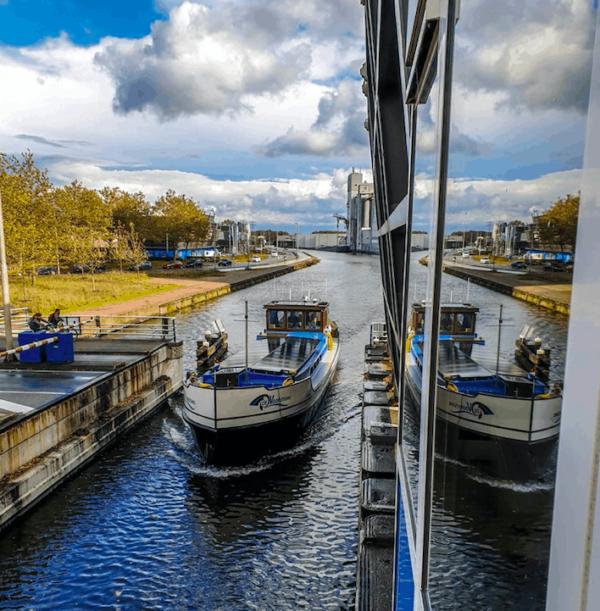de vooruitgang - schip - vergaderen - friesland - 1